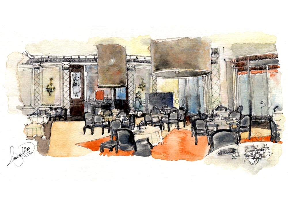 interior watercolour_plaza1
