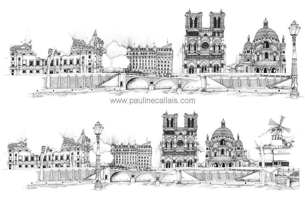 sketchbook paris GROUP3
