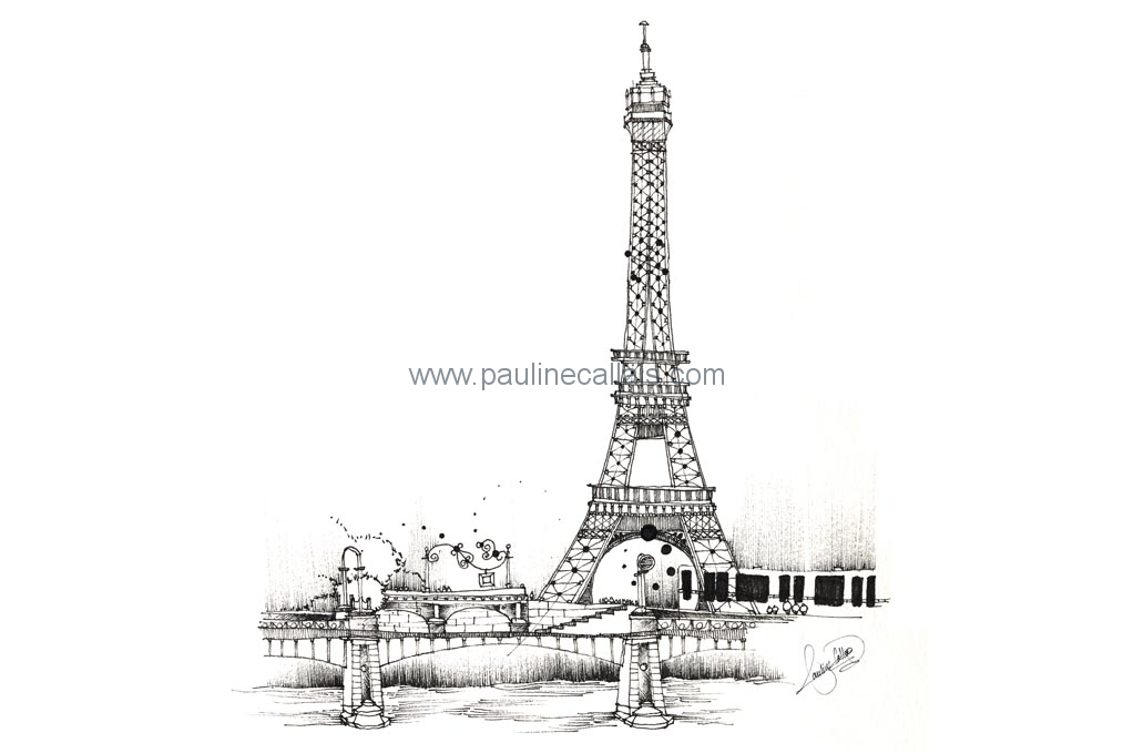 sketchbook paris3--