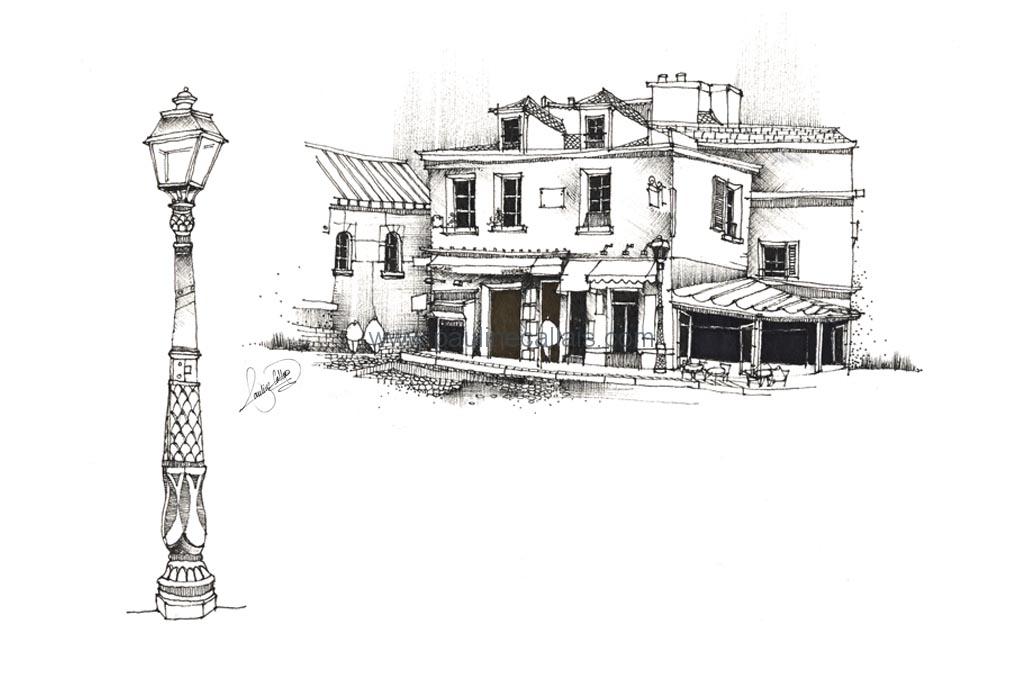 sketchbook paris8