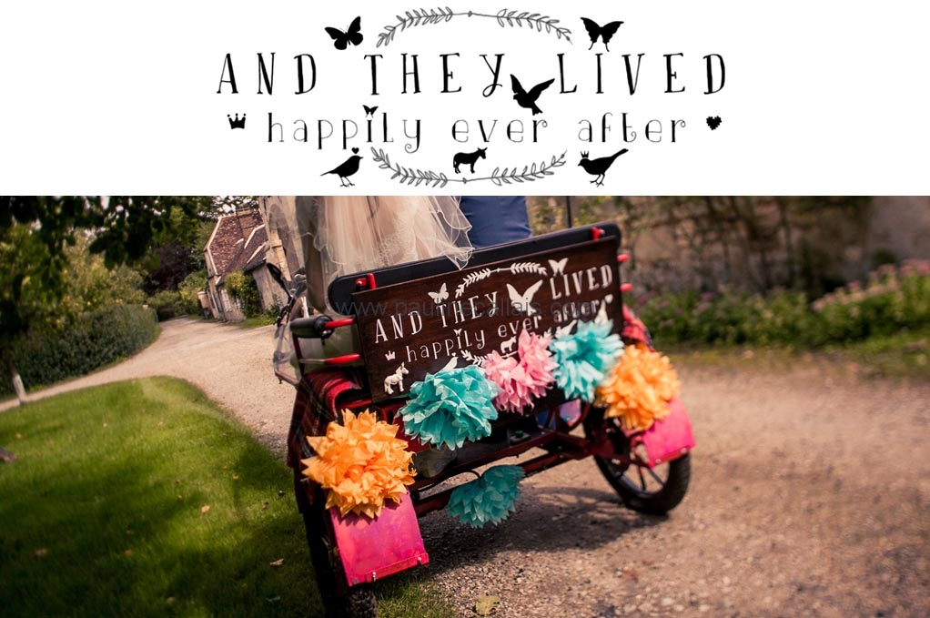wedding stationery6 donkey