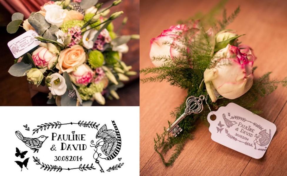 wedding stationery7 tags