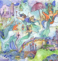 mermaids-unicorns