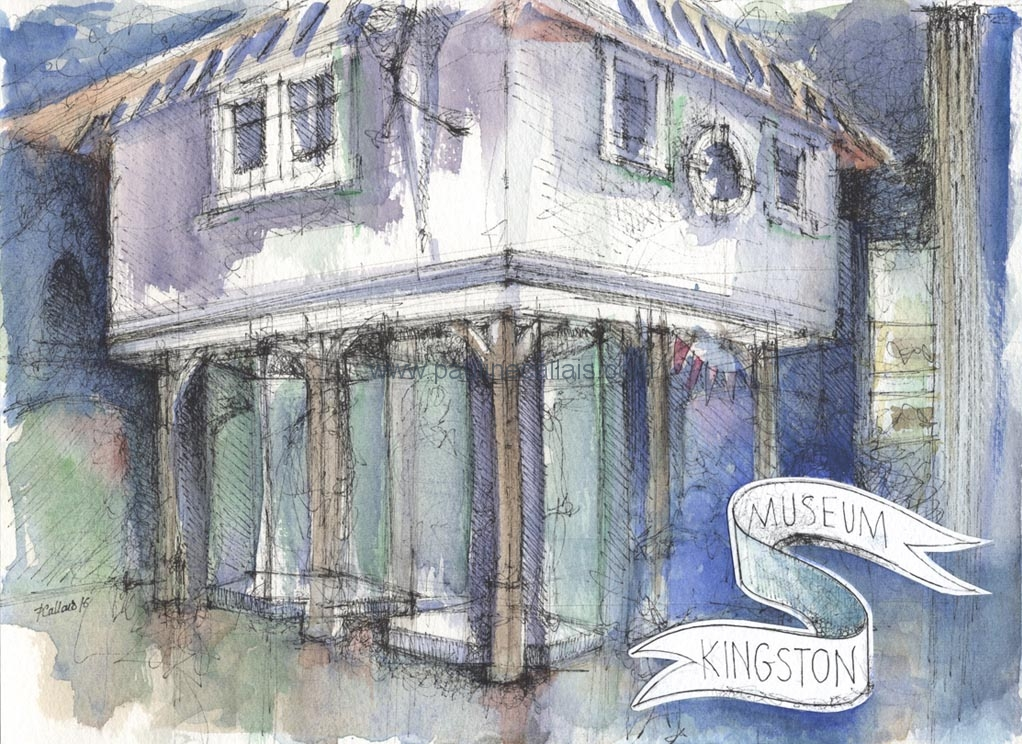 sketchbook artful_kingston museum
