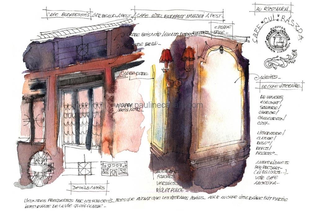 sketchbook budapest2