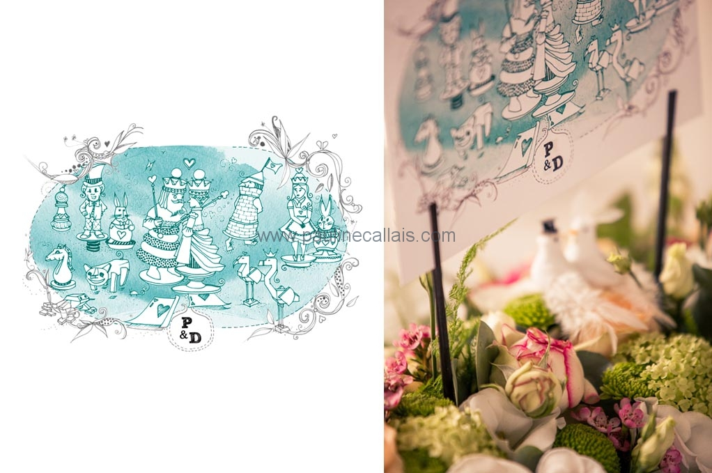 wedding stationery11 tables names