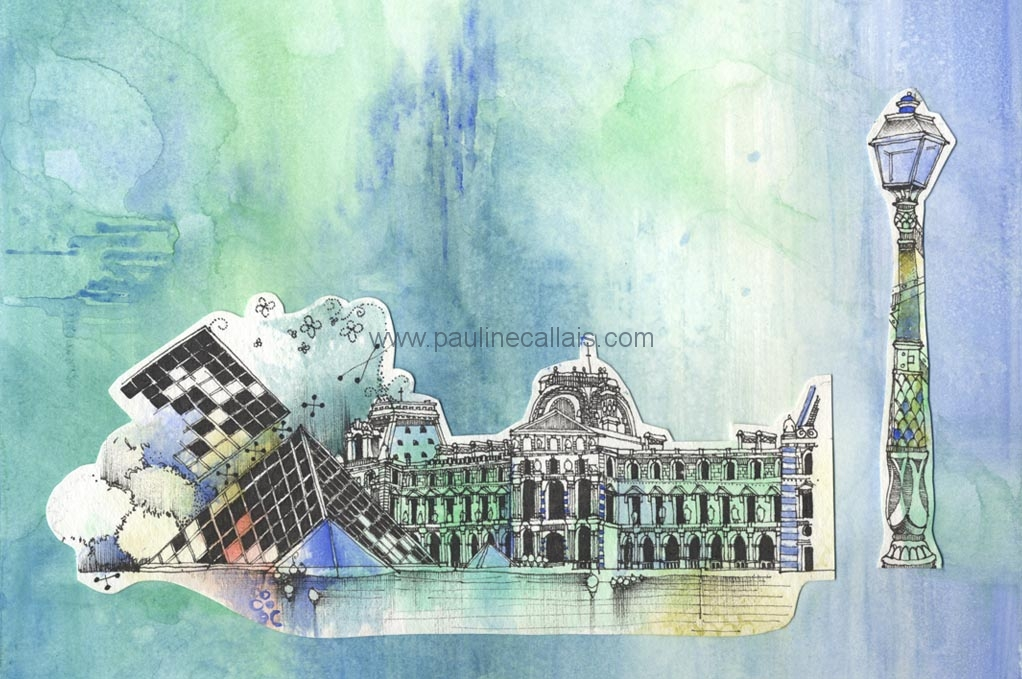 _watercolour paris1