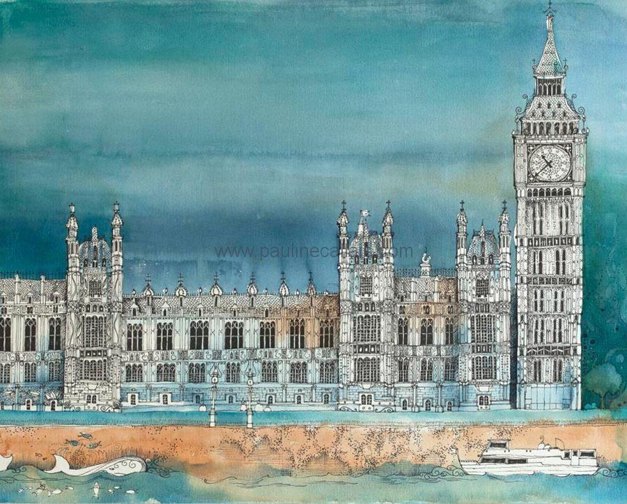 London Watercolour